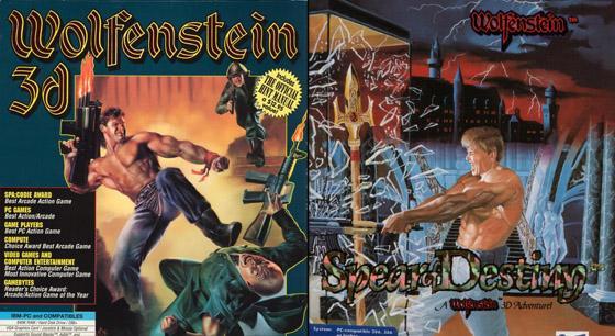 wolfenstein3d 3